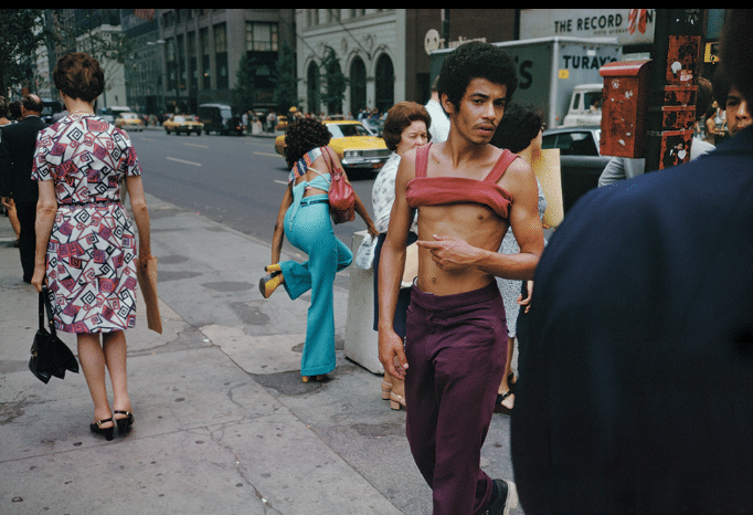 Joel Meyerowitz feature on 'It's Nice That'