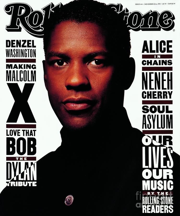 Albert Watson Rolling Stone Denzel