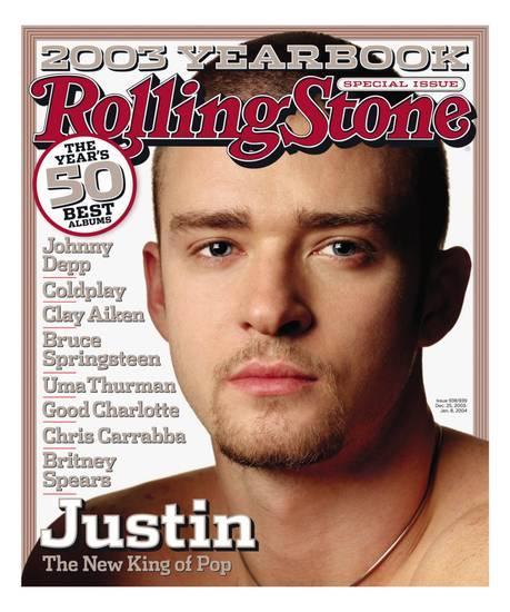 Albert Watson Rolling Stone JT