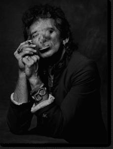 Albert Watson Rolling Stone Keith