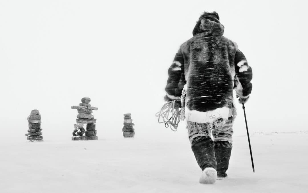 Be Inspired by David Yarrow's B&W Images